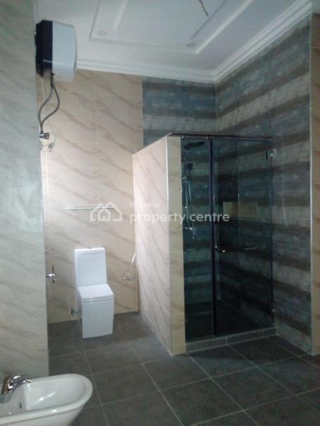 Newly Built 5 Bedroom Detached Duplex with 1 Room Servant Quarter, Guzape District, Abuja, Detached Duplex for Sale