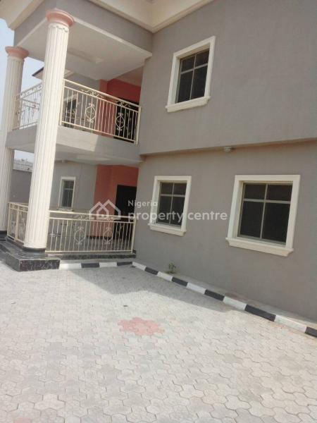 a Gigantic 5 Bedroom Duplex with a Bq, Off Governors Road, Ikotun, Lagos, Detached Duplex for Sale