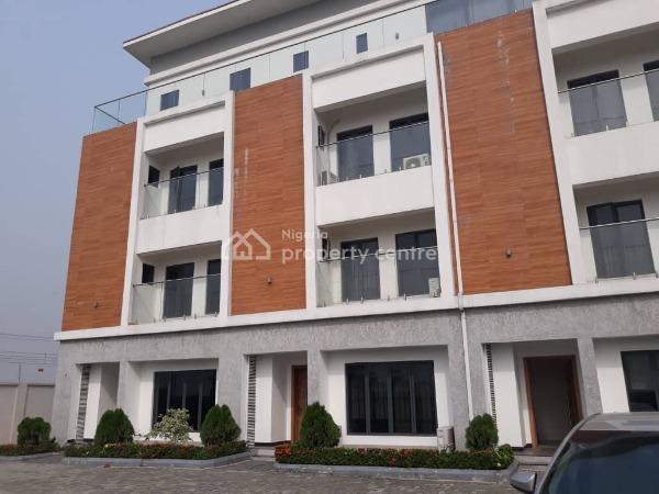 Serviced and Furnishd Three Bedroom Luxury Flat, Osborne, Ikoyi, Lagos, Flat for Sale