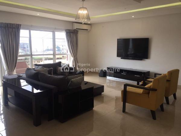 3 Bedroom Furnished Flat, Oniru, Victoria Island (vi), Lagos, Flat / Apartment Short Let