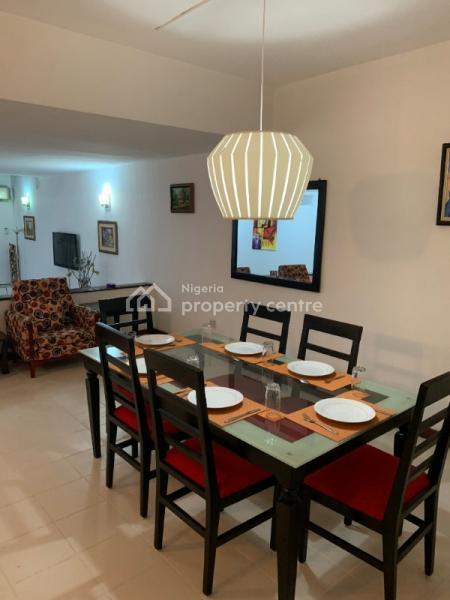 Well Furnished Serviced 3 Bedroom, Victoria Island (vi), Lagos, Flat Short Let