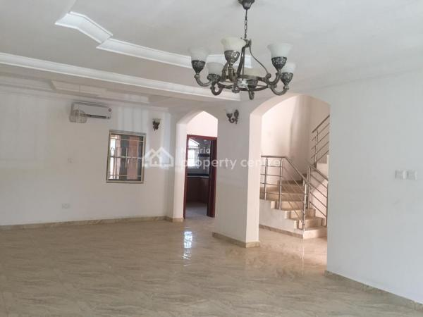 a Finely Delivered House, with Contemporary Fittings and a Personal Generator Incentive, Close to Stella Marris College, Life Camp, Gwarinpa, Abuja, Terraced Duplex for Sale