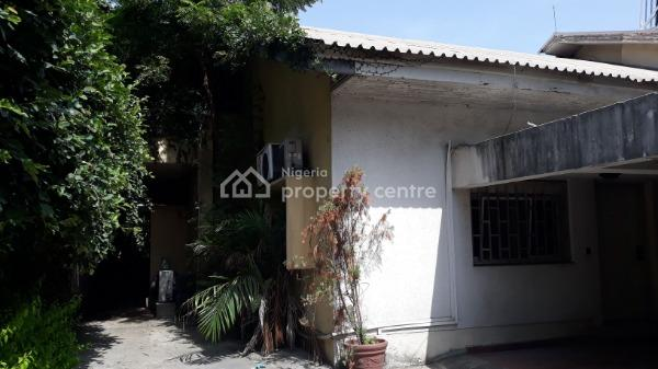 Nicely Located Property Sitting on 1200sqm, Directly Off Samuel Manuwa Street, Victoria Island (vi), Lagos, Detached Duplex for Sale