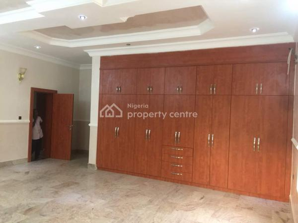 Executive Finish 7 Bedroom Fully Detached Duplex with One Bedroom Guest Chalet with Two Room Bq, Maitama District, Abuja, Detached Duplex for Sale