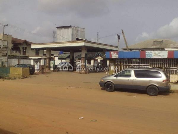 1 Acre of Land, By Airport Hotel, Oba Akran, Ikeja, Lagos, Commercial Land for Sale