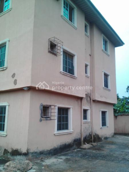 a Block of 6 Units 3 Bedroom Flat Well Finished, with Modern Facilities, Off Akesan Bus Stop, Igando, Ikotun, Lagos, Block of Flats for Sale