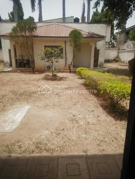a Good Four Bedroom Duplex with Bq, Off Nile Street, Maitama District, Abuja, Detached Duplex for Rent