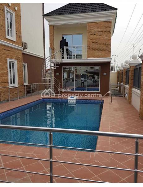 Luxury Tastefully 2 Bedroom Pent House  at Oniru N4m, Oniru, Victoria Island (vi), Lagos, House for Rent