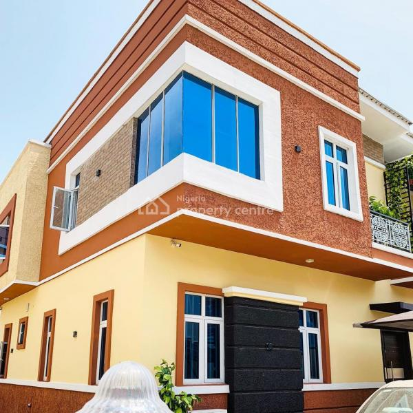 a Newly Built Luxury 4 Bedroom Duplex, Bee Very Estate, Orchid Hotel Road, Opposite Chevron Toll Gate, Lekki, Lagos, Semi-detached Duplex for Sale