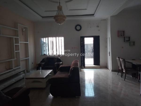 3 Bedroom Terrace Duplex with a Room Boys Quarters Code Lkk, Osapa, Lekki, Lagos, Terraced Duplex for Rent