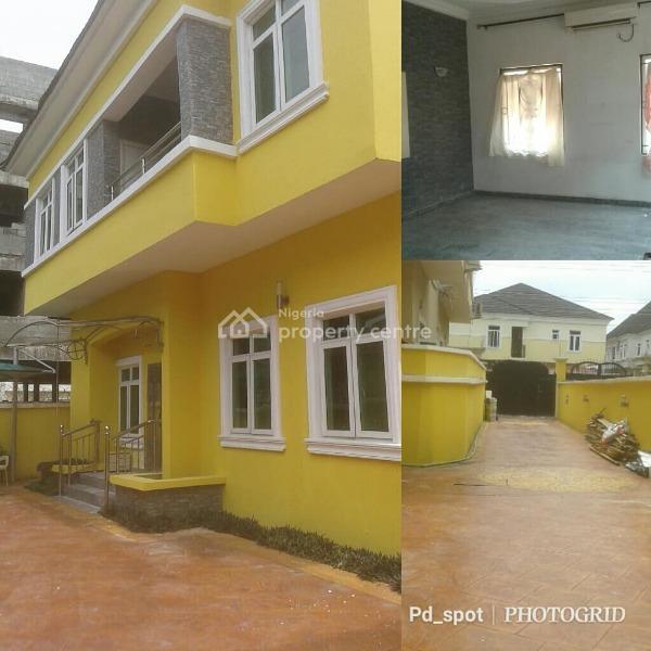 5 Bedroom Semi-detached House, Chevron, Lekki, Lagos, Semi-detached Duplex for Rent