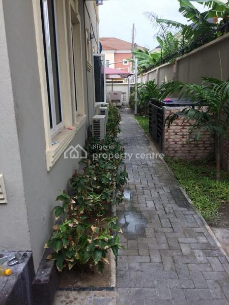 Exquisitely Finished & Furnished 4 Bedroom Fully Detached Duplex with a Domestic Room + Standby Generator, Lekki Phase 1, Lekki, Lagos, Detached Duplex for Rent