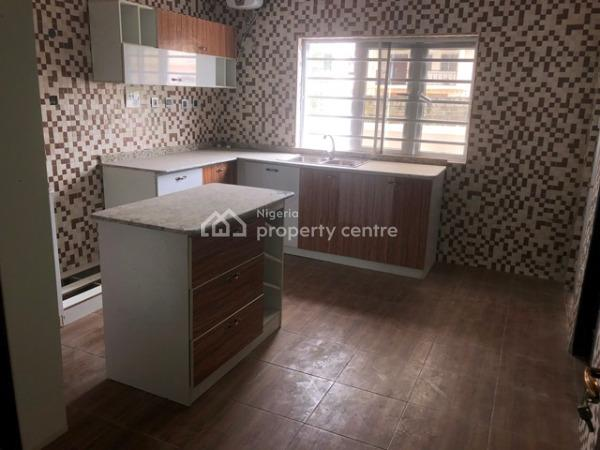 Tastefully Finished Brand New 4 Bedroom Semi Detcahed Duplex with Bq in Gated Estate, Thomas Estate, Ajah, Lagos, Semi-detached Duplex for Sale