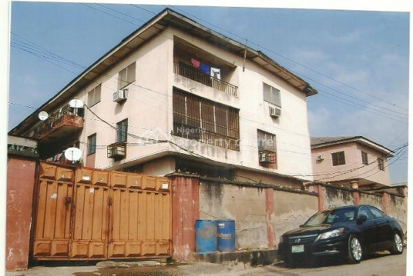 a Block of 6 Flats of 3 Bedroom Flat and 3 Nos of 2 Bedroom Flat Sitting on 850sqm Land, 18, Alao Street, Osolo Way, Ajao Estate, Isolo, Lagos, Block of Flats for Sale
