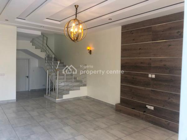 Tastefully Finished 4 Bedroom Semi Detached Duplex with Bq in a Gated Estate, Thomas Estate, Ajah, Lagos, Semi-detached Duplex for Sale