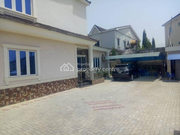 Luxury Four Bedroom Detached Duplex with Bq, Aco Estate, Life Camp, Gwarinpa, Abuja, Detached Duplex for Sale