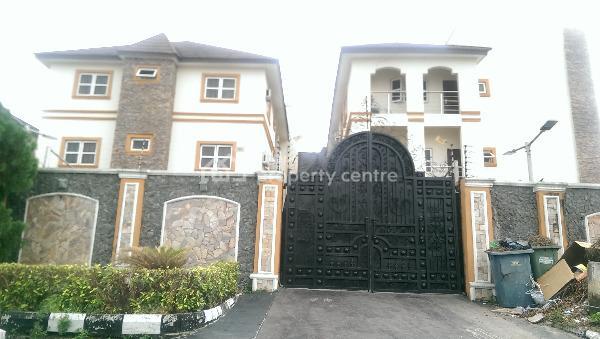 Serviced 3 Bedroom Flat with a Room Boys Quarter, Osborne Foreshore Estate, Osborne, Ikoyi, Lagos, Flat for Rent
