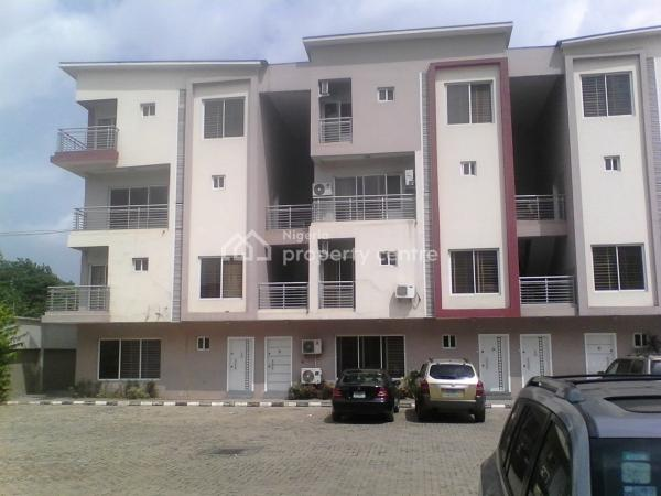 Executive Newly Built 4 Bedrooduplex in  Estate, Osunde Close, Ojodu, Lagos, Terraced Duplex for Sale