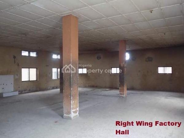 Fully Developed Light Industrial Factory/warehouse, Kojola, Awoyaya, Ibeju Lekki, Lagos, Warehouse for Sale