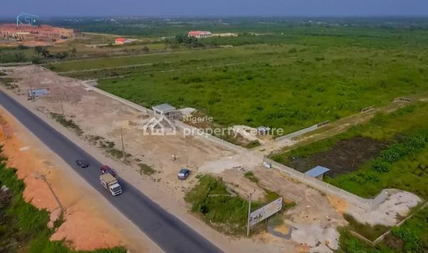 300sqm of Land, Beside Amen Estate, Eleko, Ibeju Lekki, Lagos, Residential Land for Sale