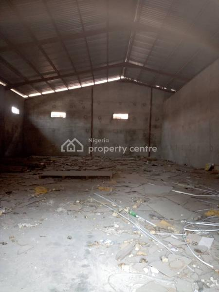 8000sqm Warehouse, By Eleganza, Lekki 2nd Tollgate, Lekki Expressway, Lekki, Lagos, Warehouse for Rent