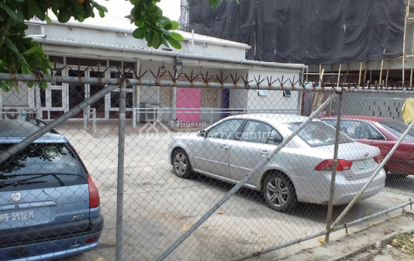 a Commercial Standard Full Plot, Herbert Macaulay Way, Yaba, Lagos, Commercial Land for Sale