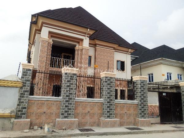 New Building 2 Bedroom Flat, Amuwo Odofin, Isolo, Lagos, Flat for Rent
