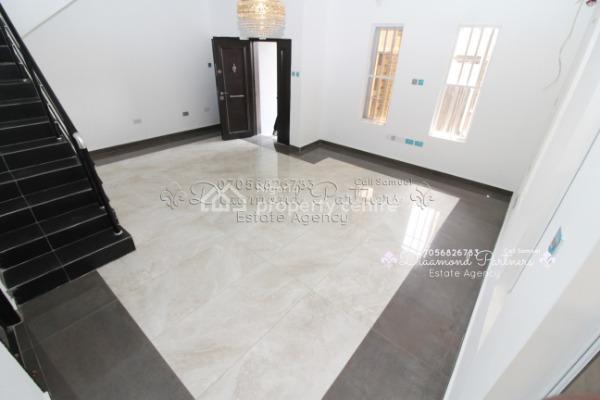4 Bedroom Semi Detached Duplex, Osapa, Lekki, Lagos, Semi-detached Duplex for Sale