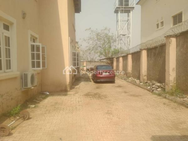 5 Bedroom Duplex with 2 Rooms Bq, After Family Worship, Wuye, Abuja, Detached Duplex for Sale