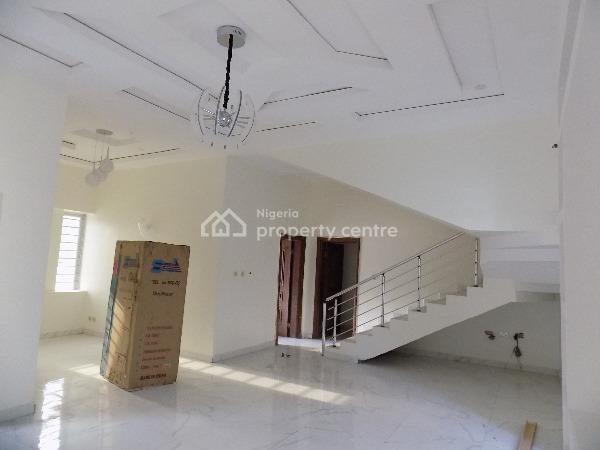 Magnificent 5 Bedroom Luxury Fully Detached Duplex with a Domestic Room, Osapa, Lekki, Lagos, Detached Duplex for Sale