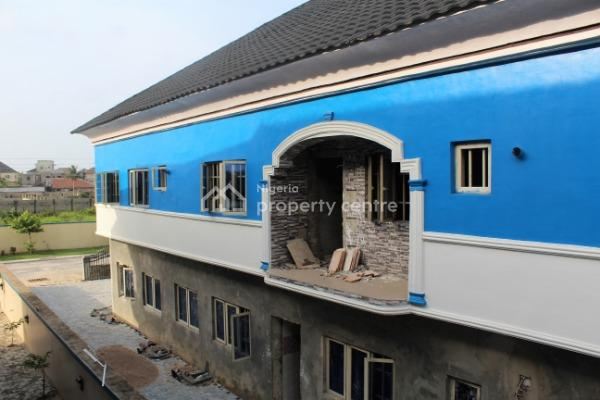 5 Bedroom Carcass/shell Home, Atican Beachview Estate, Off Lekki-epe Expressway, Abraham Adesanya, Ajah, Lagos, Semi-detached Duplex for Sale