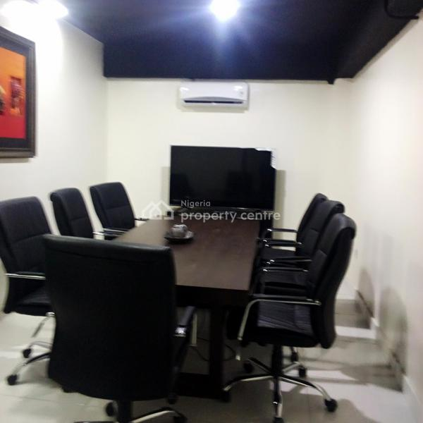 Newly Built Furnished and Serviced Office Spaces, Adeniyi Jones, Ikeja, Lagos, Office Space for Rent