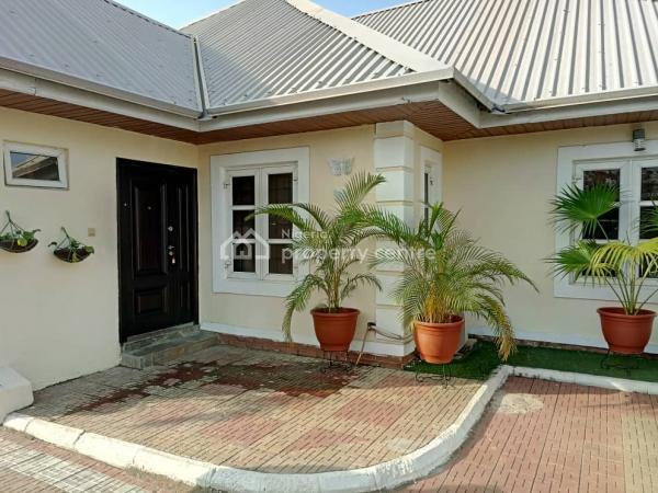 2 Bedroom Beautiful, Calming Getaway, 14b Euphrates Street, Off Aminu Kano Crescent, Maitama District, Abuja, Detached Bungalow Short Let