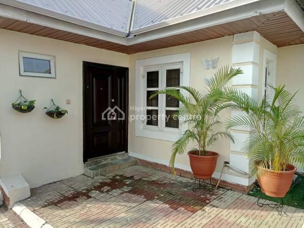 3-bedroom Beautiful and Stylish Getaway, 14b, Euphrates Street, Off Aminu Kano Crescent, Maitama District, Abuja, Detached Bungalow Short Let