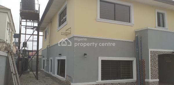 3 (nos) Four 4 Bedroom Terrace Duplexes with Appurtenances, Ikate Elegushi, Lekki, Lagos, Terraced Duplex for Sale