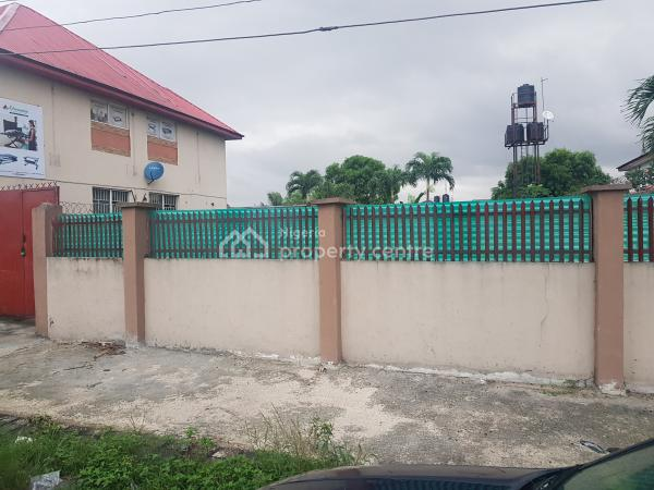 Superb Standard 1 and Half Plot of Land  with C of O, Woji Road, Gra Phase 2, Port Harcourt, Rivers, Mixed-use Land for Sale