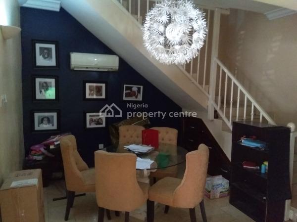 4 Bedroom Terraced Duplex, Off Aminu Kano Crescent, Wuse 2, Abuja, Terraced Duplex for Sale