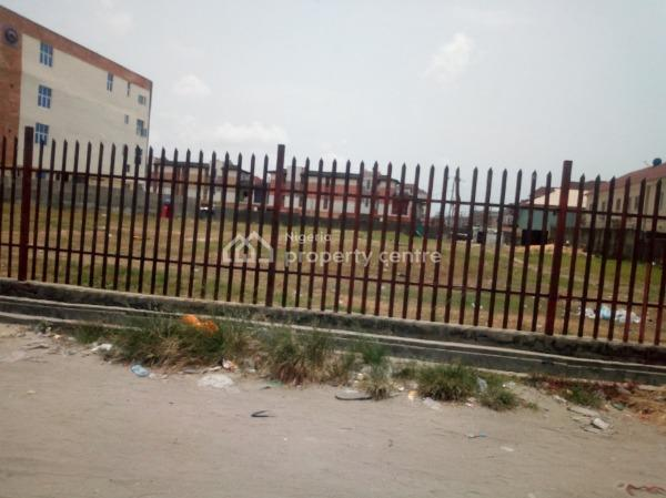 6 Plots Together, an Acre  with Deed of Assignment, Survey, Freedom Way, Beside Mountain of Fire Building, Itedo, Lekki Phase 1, Lekki, Lagos, Mixed-use Land for Sale