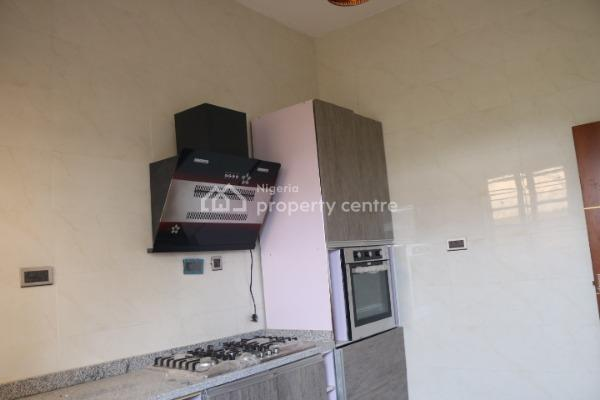 Newly Built and Exquisitely Finished 4 Bedroom Semi Detached House, Chevron, Lekki, Lagos, Semi-detached Duplex for Sale