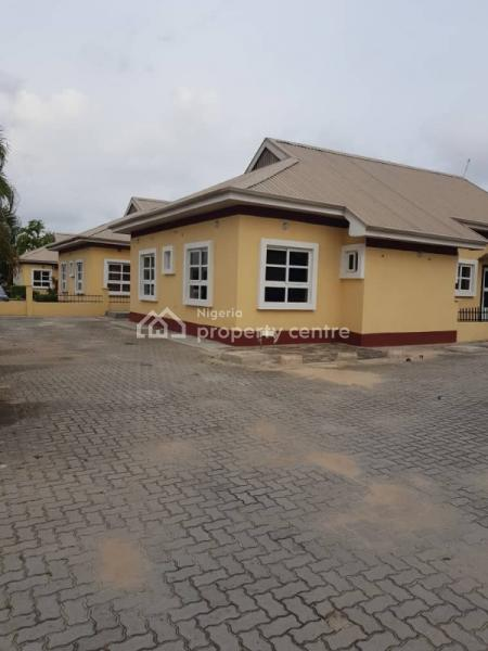 Lovely 4 Bedroom Bungalow, Northern Foreshore Estate, Chevy View Estate, Lekki, Lagos, Detached Bungalow for Rent