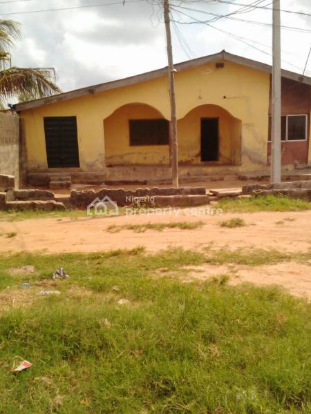 Clean Tenement Bungalow, Adeson Bus Stop, Off Igando Lasu Isheri Road, Alimosho, Lagos, House for Sale