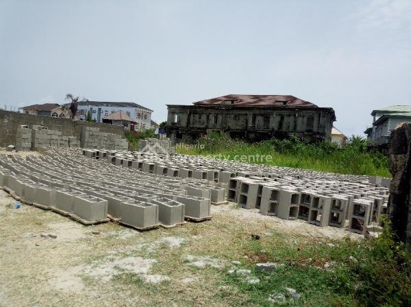 700sqm Corner Piece Land, Beside Catholic Church, Ologolo, Lekki, Lagos, Residential Land Joint Venture