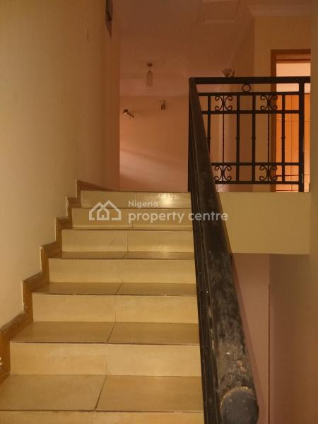 a Well Maintained 4 Bedroom Terraced Duplex, Olajumoke Close, Also Accessible From Bamidele Eletu, Agungi, Lekki, Lagos, Terraced Duplex for Rent