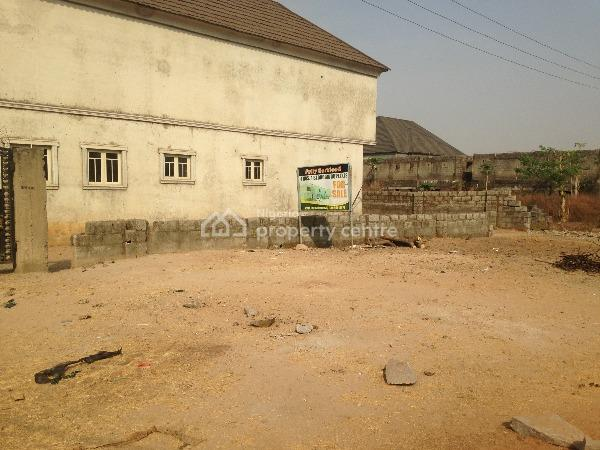 4 Units of Massive 4 Bedroom Terrace House (70 Percent Completed) with 1 Room Boys Quarters, Salem Church Road, Life Camp Extension, Life Camp, Gwarinpa, Abuja, Terraced Duplex for Sale