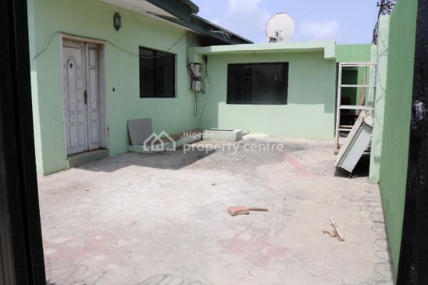 Well Renovated and Strategically Located 3 Bedroom Bungalow with Boys Quarters, Abraham Adesanya Estate, Ajah, Lagos, Semi-detached Bungalow for Sale