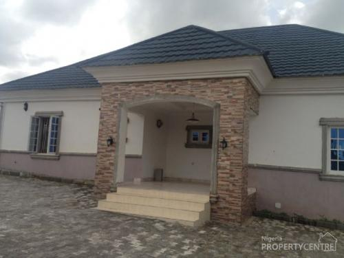 For rent affordable 3 bedroom 2 bedroom room and palour for Cost of building a 4 bedroom bungalow in nigeria 2017