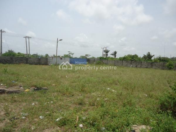78,000sqm Land Along Lekki-epe Expressway, Ibeju, Close to Ibeju-lekki Lga Secretariat, Along Lekki-epe Expressway, Lekki Expressway, Lekki, Lagos, Mixed-use Land for Sale