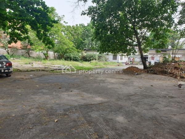 Corner Piece Plot Measuring 1,500 Square Meters By First Avenue, Old Ikoyi, First Avenue, Old Ikoyi, Ikoyi, Lagos, Residential Land for Sale