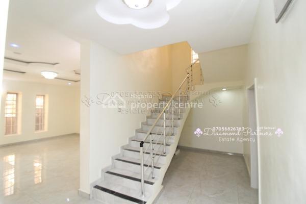 5 Bedroom Detached Duplex, Chevy View Estate, Lekki, Lagos, Detached Duplex for Sale