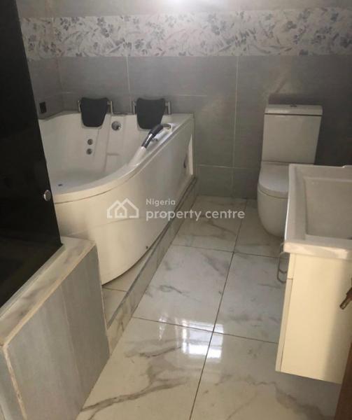 Luxury 5 Bedroom Detached Duplex with B.q, Chevron, Lekki, Lagos, Detached Duplex for Sale